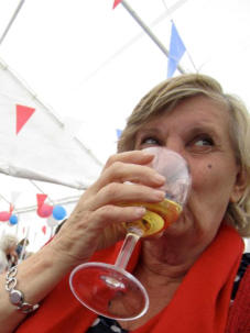 It's thirsty work, this Diamond Jubilee celebrating